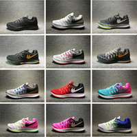 Wholesale Tennis Running Femme - [With Box]Wholesale High Quality Women & Men Air Mesh Zoom Pegasus 33 Running Shoes Femme & Homme Trainers Sneakers Jogging Zapatos Eur36-45