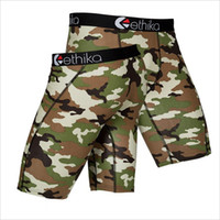 Wholesale Long Boxers - Hot Ethika The Staple Men's Underwear Long Leg Boxer Cotton Camo Print