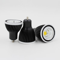 Wholesale 3W W W LED Spotlight Gu10 MR16 E27 V V V LED Downlight super bright cob spotlight bulb