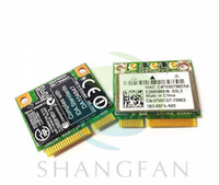 Wholesale wlan card pci - Wholesale- Atheros AR9380 AR5BHB112 Killer N1103 450Mbps Half Mini PCI-e WLAN Wireless Card