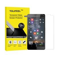 film lumia venda por atacado-9 h premium filme de vidro temperado 2.5d filme protetor de tela de proteção para nokia lumia 950 xl 950xl