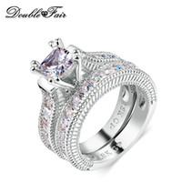 Wholesale Simple Elegant Wedding Ring Sets Buy Cheap Simple