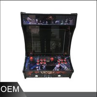 """Wholesale Pcb Table - 22 """" LCD Mini table top arcade with Classical games 815 In 1 PCB illumination button"""