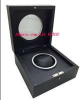 Wholesale Wood Sellers - Factory Seller Lowest Price Brand Luxury Mens For Watch Box Original Box Woman's Watches Boxes Men Wristwatch Box
