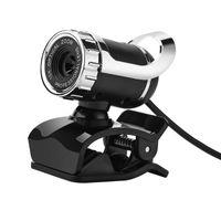 Wholesale Desktop Computers Webcam - Newest Webcam USB 12 Megapixel HD Camera Web Cam 360 Degree MIC Clip-on For Skype Computer Laptop Desktop High Quality