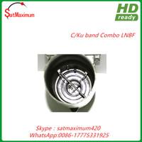 Wholesale Universal Lnbf - Free shipping C & Universal Ku Band CKU C Ku LNB LNBF Linear Polarization FTA