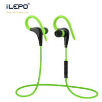 Wholesale Blue Green Music - S9 Bluetooth Earphones Ear Hook Wireless Headphones Sport Headset Iphone Bluetooth Earbuds Xiaomi Earphone Music Play Bluetooth Call