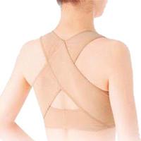 kadınlar için omuz destek parantezi toptan satış-Toptan-Yeni Kadın Şekillendirme Göğüs Vücut Brace Destek Kemer Band Duruş Düzeltici X Tipi Geri Omuz Yelek Koruyucu Giysileri
