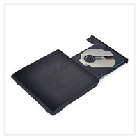 Wholesale External DVD Drive USB Shonco DVD Burner External Slot CD VCD DVD RW ROM Rewriter External Drive