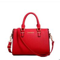 Wholesale Saddle Bag Blue - Shoulder diagonal cross package 2016 new ladies handbag winter ladies bag