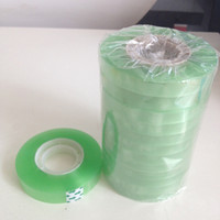 Wholesale Clear Adhesive Packing Tapes Bopp Transparent Office and School Stationery Correcting Tape Student Helper CM CM Length