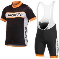 новые пароли оптовых-2017 ремесло черный оранжевый синий белый Велоспорт трикотажные изделия с коротким рукавом MTB Ropa Ciclismo лето для мужчин Женщины XS-4XL Quick Dry велосипед одежда