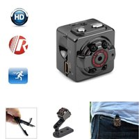 5pcs HD 1080P 720P Sport Mini Kamera SQ8 Mini DV Voice Video Recorder Infrarot Nachtsicht Digital Kleine Cam Portable Camcorder