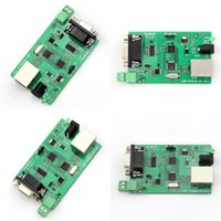 Wholesale Serial Ethernet Tcp Ip - Wholesale-[USR-TCP232-24] RS232 RS485 Serial to TCP IP Ethernet Module Converter