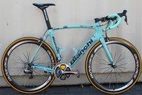 Wholesale Bike Bianchi - Bianchi Diy Carbon Road Full Bike Complete Bike With Ultegra R8000 Groupset c50 carbon wheelset handlebar
