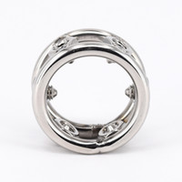Wholesale Toy Sex Mm - Stainless Steel Erotic Sex Toy Male Metal Cock Ring with Spikes Chastity Delay Ring Optional 28 30 32.5 mm