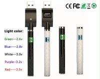 Wholesale Usb Buddy - Buddy Torch BT X8 Battery Multi-voltage and Preheat Battery L0 battery with USB Charger BUD touch Vaporizer