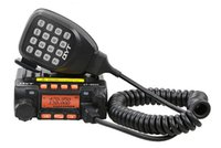 Wholesale Tri Band Radio - 2016 Mini car radio tri Band 136-174mHz&240-260mHz&400-480mHz QYT KT8900 FM Mobile Radio Transceiver 25W Car Radio Walkie Talkie