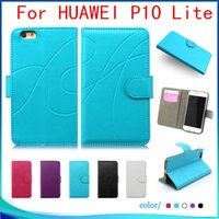 Wholesale G7 G8 - Wallet case For huawei P8 lite 2017 honor 8 LITE P10 PLUS P10 Lite G7 G8 PU Leather cover inside credit card Slots