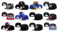 Wholesale Wholesale Pittsburgh Pirates - Miami Marlins Hats Milwaukee Brewers Baseball Caps New York Mets Snapbacks Pittsburgh Pirates Caps Adjustable Hats Oakland Athletics