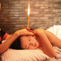 Wholesale Natural Therapies - 10 Pcs Coning Beewax Natural Ear Candle Ear Candling Therapy Straight Style Ear Care New Arrival