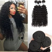 Brazilian hair price comparison buy cheapest brazilian hair on brazilian hair deep wave under 30 cheap hair 50g pcs 6pcs lot deep wave brazilian hair weft non remy human hair weaves bundle natural color or 11colors pmusecretfo Images