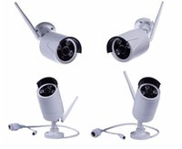 Wholesale Long Range Wireless Cameras System - security array led light outdoor long range camera video transmitter direct wifi ip wireless security system