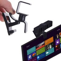 TV Clip Monitor Mount Holder Stand réglable pour PS4 Eye Camera