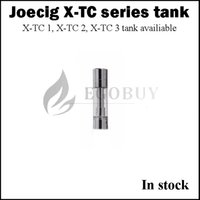 Wholesale Air Oil Tanks - Slim Joecig replacement rebuildable tank for joecig x-tc 1 x-tc 2 x-tc 3 starter kit xtc WAX Hemp Oil waxy Suorin Air Atomizer