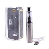 Wholesale Nano Battery Replacement - S30 Nano E-cigarette Kit 2000mAh Battery Mod 30W H9 Atomizer 2ML Replacement Coil Head 0.5ohm VS ijust 2 ijust S eGo Aio