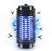 Wholesale Wholesale Bug Zappers - Electronic Mosquito Killer Lamp Bug Pest Insect Eliminate Mosquitoes Light Killing Indoor Insect Mosquito Lamp Zapper killer lamp KKA1990