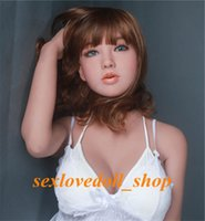 Wholesale Sexy Man Toys Girls - 2017 new brand WM real Silicone Sex Doll For Men 145cm Sex Doll Sexy girl Toys,Realistic sex robot dolls Pussy Vagina for man