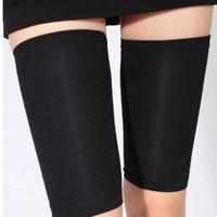 Wholesale Thigh Massage Belt - Women Slim Massage Thigh Slimming Body Shaper Set Leg Loss Fat Calorie Crus Belt Shapewears Free Shipping ZA2047