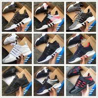 Wholesale Run Support - Adidas Originals Arrival Ultra Boost EQT Support Future Boost 93 17 White black pink Man women sport shoes Sneakers Running Shoes Size 36-45