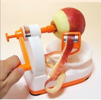 Wholesale Hand Cutter Machine - Apple Peeler Peeling Machine Apples Cutter Hand Operated Fruit Star Fruits Zesters Peelers Trial Order Factory Direct 10 5rr R