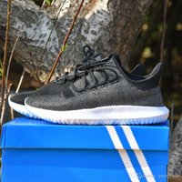 Wholesale Cheap Women Winter Wear - 2017 New Cheap Tubular Shadow Men Women Running Shoes Wear-Resisting Breathable Boost 350 Training Athletics Discount Sneakers Size 36-45
