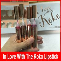 Wholesale Love Doll Sizes - Kylie In Love with the KOKO Liquid Lip KOLLECTION Doll Sugar Plum Bunny Baby Girl 4 colors By KYLIE Cosmetics