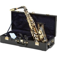 Wholesale Saxophone Lacquer - Wholesale- Free Shipping Brand New Alto Saxophone YAS-875 Black Lacquered