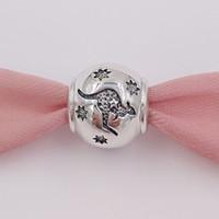 925 sterling silber kreuz perle großhandel-Authentische 925 Sterling Silber Perlen Southern Cross Känguru Silber Charme passt europäischen Pandora Style Schmuck Armbänder Halskette 791301