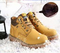 Mode Chaussures Super Hommes Chaussures Hommes Hiver Chaussures Chaussures Bottes Bottes Chaussures Bottes Taille 38-45