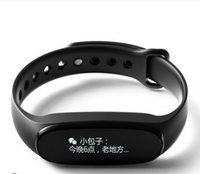 Wholesale Smart Sports Bracelet Bluetooth Health Waterproof Running Pedometer Watch Wristband For iPhone And android Heart Hate Blood Oxygen Test B5