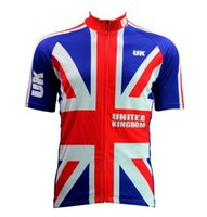 Wholesale Cycling Jerseys Uk - 2017 UK Flag Cycling Jersey Custom each rider is different bike jersey cycle clothing jerseys cool shirt unique bicycle wear Cheap Hot Sale