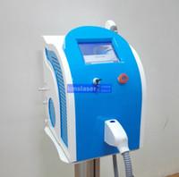 novas máquinas ipl venda por atacado-Novo vêm portátil IPL Elight RF rejuvenescimento da pele remoção de remoção de depilação a pigmento acne máquina de salão de beleza spa