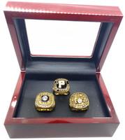 Wholesale Wholesale White Gold Ring Settings - 1960 1971 1979 pittsburgh pirates world championship ring