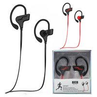 Original S30 Bluetooth V4.1 Stereo Headset In-Ear Kopfhörer Ohr Haken Sport Running Gym Jogging Earbuds mit Mic für Iphone 7 6 Samsung