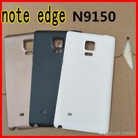 Wholesale Plastic Postage - For Samsung note edge back cover n9150 rear shell n9150 phone back shell n9150 phone shell battery cover Perfect match free postage.