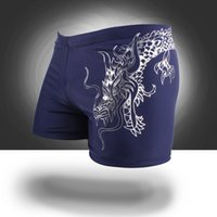 Free Shopping Herren Trunks Print China Dragon Slips Herren Badeanzug Swim Sport Shorts Bademode Plus Size 3XL Beach Anzug