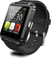 HOT Bluetooth Smartwatch U8 U Montres Montres Montres Montres Smart Watch pour iPhone 4 4S 5 5S Samsung S4 S5 Note 2 Note 3 HTC Android Phone Smartphoto