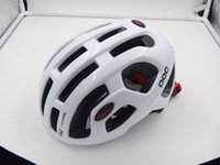Wholesale Helmet Cycling Green - New Cycling POCs Helmet Capacete Ciclismo SafetyHead Protect Bicycle Helmets Mountain Road Bike Helmet Cap Sport Men Size L 54-61cm With Box