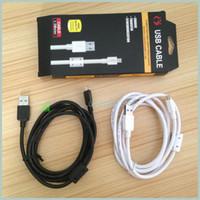 ingrosso cavo di nota3-Cavo Tpye C a prova di manomissione Cavo 1,5 m 5ft per cavo Samsung S5 / Note3 S6 / S7 i6 con pacchetto di vendita